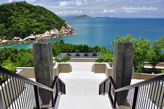 Banyan Tree Samui (Dan & Luiza from TravelPlusStyle.com) Tags: travel vacation sun holiday thailand hotel resort kohsamui luxury tropics 2010 banyantreehotel daniellaskowski
