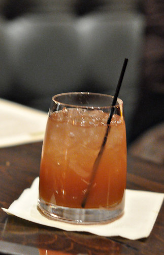 Norwegian Ginger Cocktail at Heartland ~ St Paul, MN