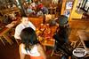 Serving table #5 (originalhooters) Tags: food tampa wings florida hooters brooke fl serving channelside meetahootersgirl