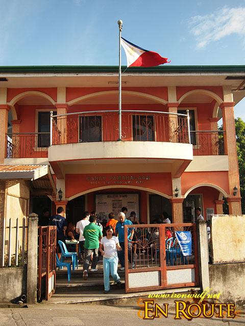 MACOFA at Sto Nino Lipa, Batangas