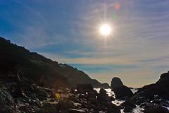 Sun Mid-day (Ray Loo) Tags: sanfrancisco nature hiking goldengatebridge landsend labyrinth legionofhonor