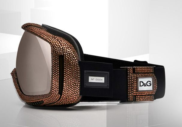 D&G ski mask bronze 2