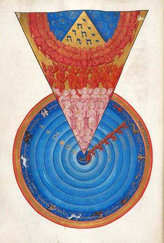 008-Ms. Fr. 167-©Genève, Bibliothèque de Genève- Introduction à la Cabale, dédiée au roi François Ier-f 111v