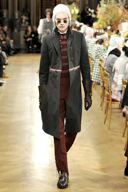 Aiden Andrews3124_FW11_Paris_Thom Browne(VOGUEcom)