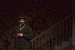 Luke Wesby (Stoop Storytelling Series) Tags: gimme shelter