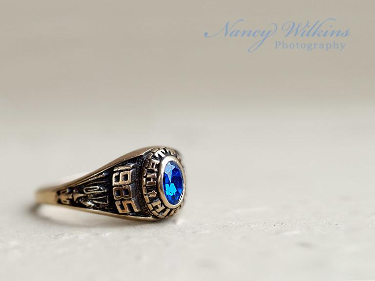 50/365 class ring