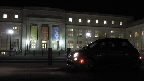 26 - Columbus, OH - Dream Big with FIAT 500