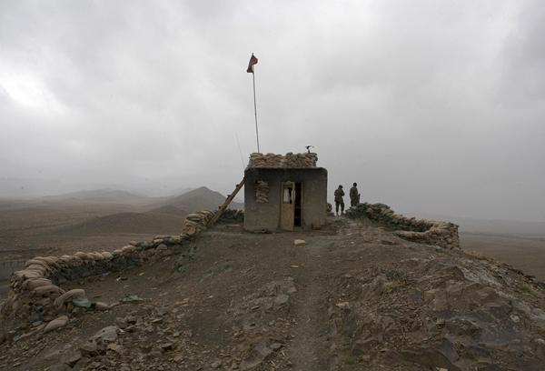 AFGHANISTAN/