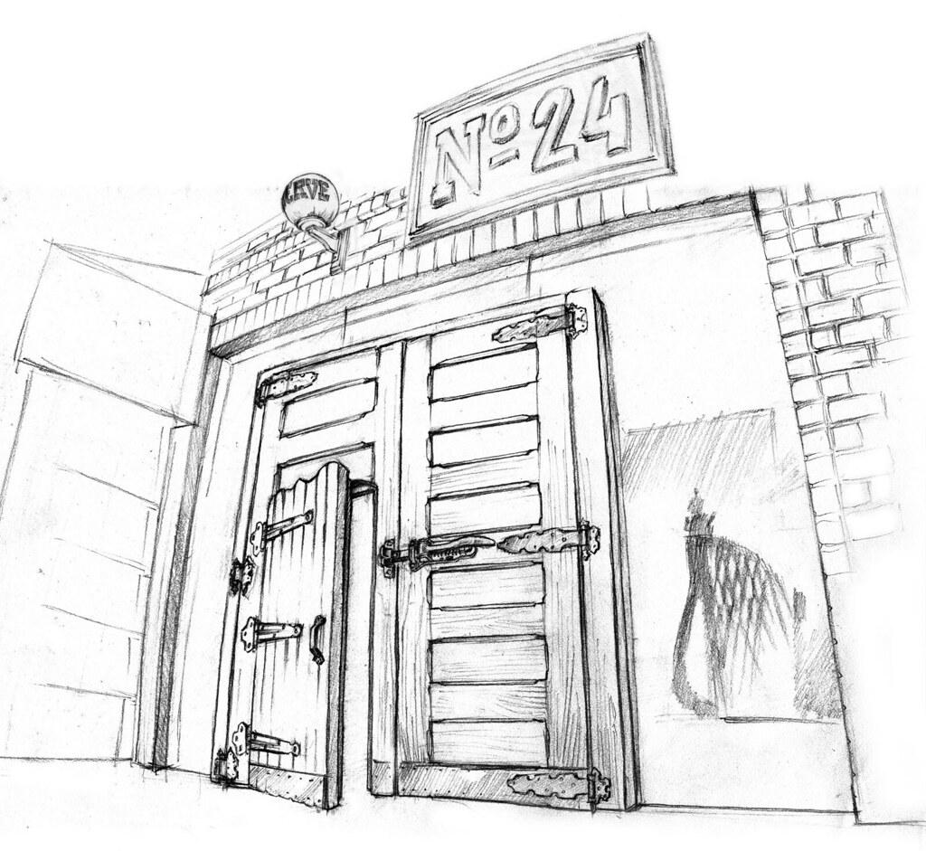 Allen street door of preserve24