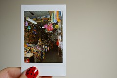 Toy Store (weird klown) Tags: white cute fun awesome mini instant instax instandfilm fujiminiinstax