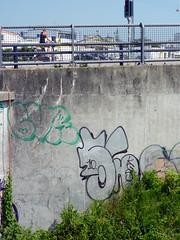 Throw-Up in Copenhagen 2010 (kami68k -all over-) Tags: up copenhagen graffiti chrome illegal kopenhagen bombing throw kgs cvr 2010 throwup slang10
