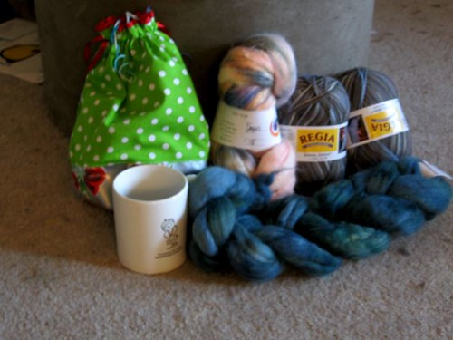 Stitches West 2011 haul
