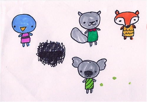 Lil' Animals!