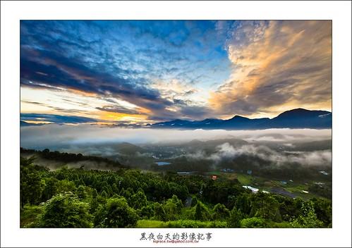 低海拔雲海、雲瀑的攝影聖地 =$=