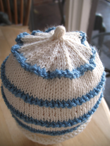 Buttercup Beret Knitting Pattern : How To Knit A Beanie For Beginners