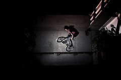 Get a bicycle.  You will not regret it if you live. (Gerardography) Tags: sports bike canon mexico bmx flash cycle speedlight 28135mm builtin speedlite triggered 430ex strobist 60d exii 430exii