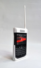 B100 Nostalgic Case for Blackberry Bold 9700/9780
