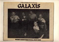 GALAXIS XMAS AD