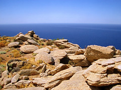 I am rich (egotoagrimi) Tags: sea rocks ikaria aegean greece