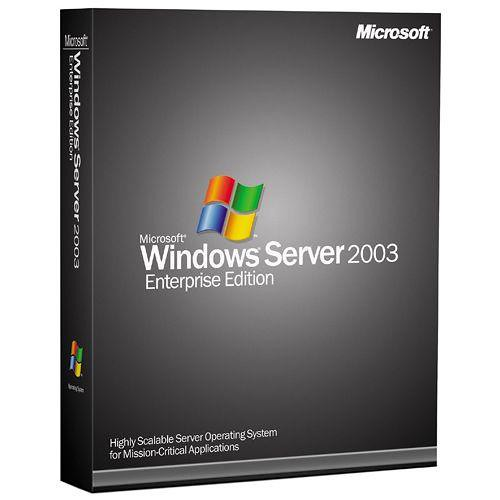 Windows Server 2003 R2 Enterprise SP2