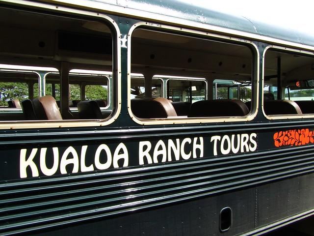 Kualoa Ranch, Kaneohe, Oahu, Hawaii