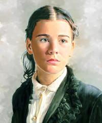 Retrato (zubillaga61) Tags: portrait painterly retrato retouch corelpainter retoque