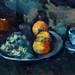8. Schaal met fruit