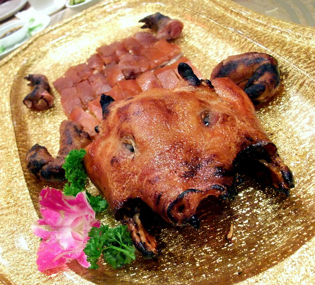 Roasted Suckling Pig