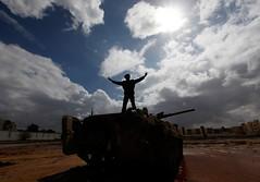 波士顿大图集 – 利比亚:动荡和不确定性