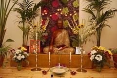 altar del centro