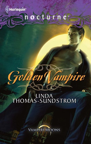 March 22nd 2011 by Harlequin     Golden Vampire (Harlequin Nocturne #110) by Linda Thomas-Sundstrom