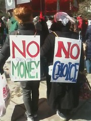 No Money, No Choice / NY Solidarity Rally for ...