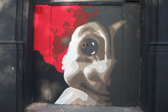 el troll mas grande del mundo (el peor en lo que mejor hace!!!) Tags: street muro art mural arte body retrato troll rostro pintura