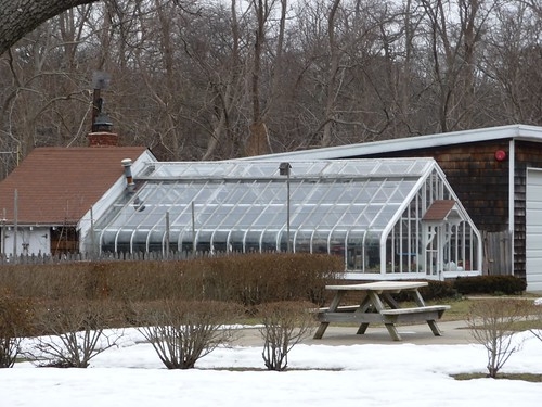 Brookwood Hall Greenhouse