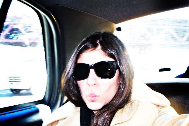 New York Taxi Cab, Fashion Week