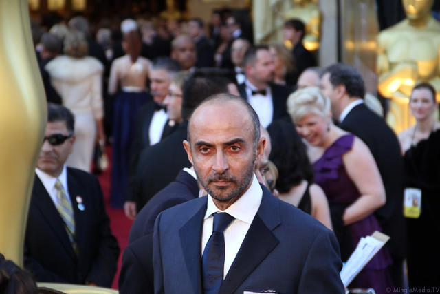 Shaun Toub at the 83rd Academy Awards Red Carpet IMG_1240 by MingleMediaTVNetwork
