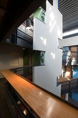 Stair & Atrium; Lift Tower
