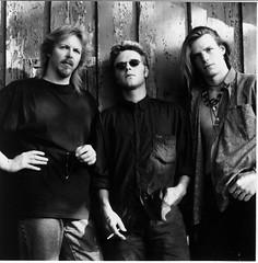 1994 Nick Oosterhuis, Robbert Myrrh & Mirko Michalzik @ Eject Studio 1