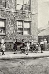 North Bergen,NJ in the mid 1940s (LennyNJ) Tags: newjersey nj 1940s northbergen hudsoncounty