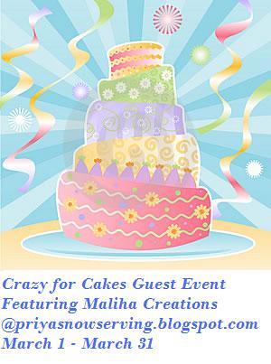 Crazy for Cakes 3