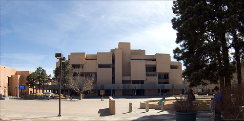 UNM Humanities Building