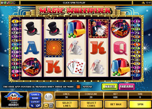 Magic Multiplier slot game online review