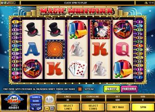 Magic Multiplier slot game online review