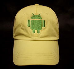 4111160359_d0b9795cf2_o (GeekCookStore) Tags: yellow cap android