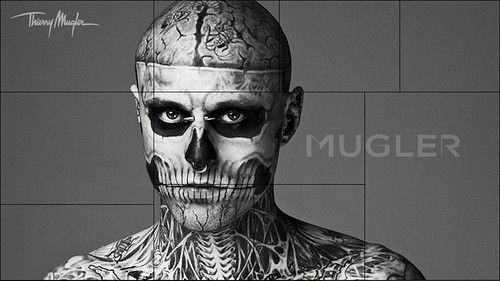 rick genest cover up