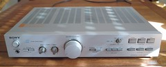 Sony TA-F45 Vintage Amplifier (sophist1cated) Tags: vintage sony f45 stereo amplifier hifi verstrker taf45