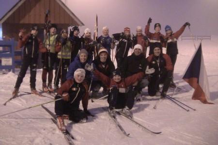 MS v klasickém lyžování - fandí celé Norsko