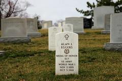 Alan L. Eggers MOH (Mr.TinDC) Tags: cemeteries arlington virginia wwi hea