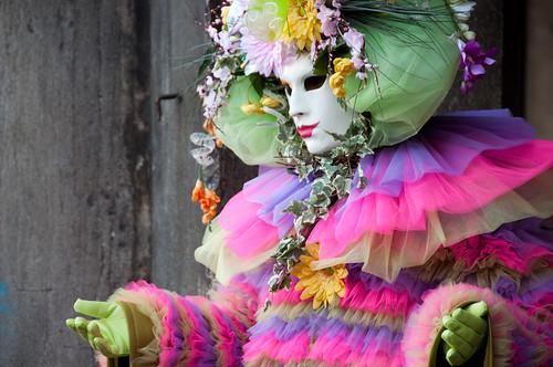 Carnival @ Venice 2011, Italy