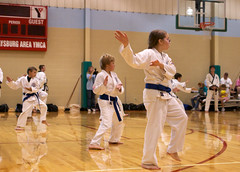 2010 Fall Dan Test (WTSDA Region 22) Tags: martialarts karate 5star tsd wtsda wtdsaregion22